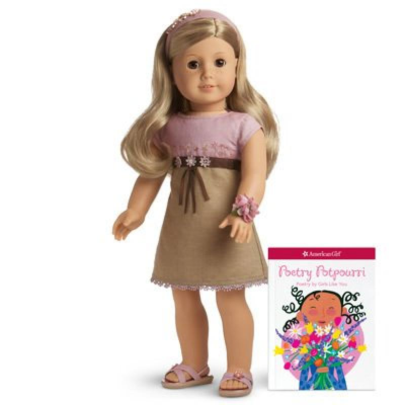 American Girl Flower Garden Dress for 18 inch doll RETIRED ~DOLL IS NOT INCLUDED~ by
