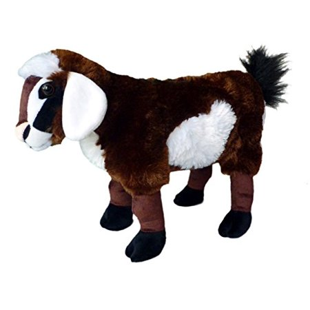 "Adore 15"" Standing Feta The Goat Stuffed Animal Plush Toy - image 1 de 1"