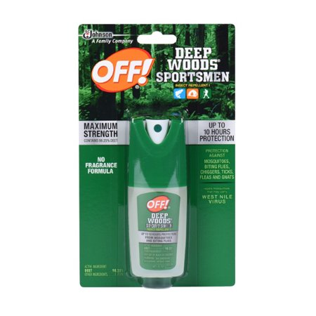 OFF! Deep Woods Sportsmen Insect Repellent I, 1 Ounces (1