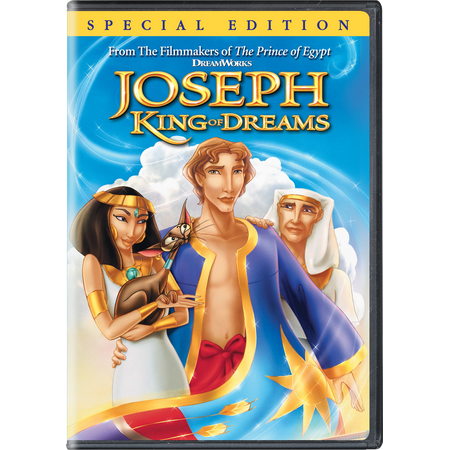 Joseph: King of Dreams (DVD) (Opening To Joseph King Of Dreams 2000 Vhs)