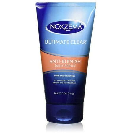 Detoxifying Daily Scrub - Noxzema Anti Blemish Control Daily Scrub 5 oz