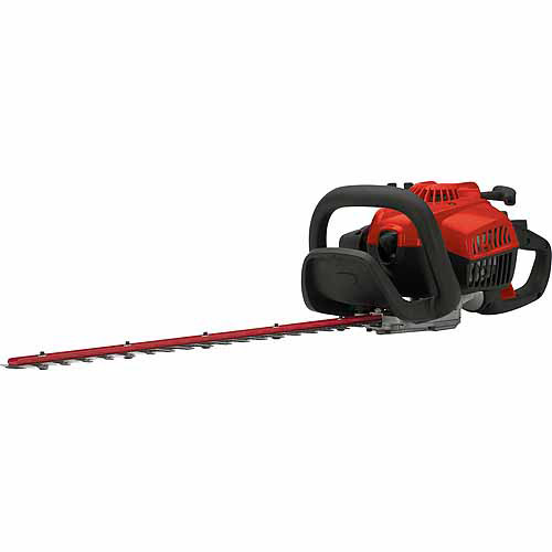 Snapper Gas-Powered Hedge Trimmer, Red