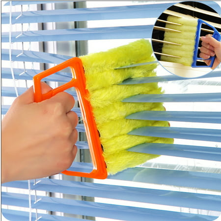 Blind Cleaner Tool Mini Hand Held Cleaner Mini Blind Cleaner Dirt Clean Cleaner Venetian Blind Brush Window Air Conditioner Duster Cleaner Special