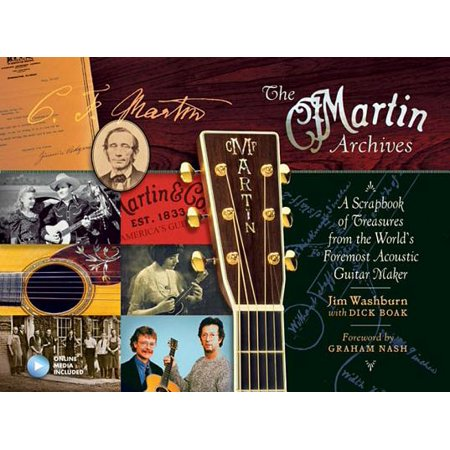 The Martin Archives (Hardcover)