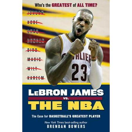 LeBron James vs. the NBA - eBook](Lebron James Halloween)