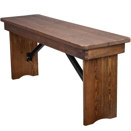 Miraculous Advantage Barn Wood Brown Farmhouse Table Bench Andrewgaddart Wooden Chair Designs For Living Room Andrewgaddartcom
