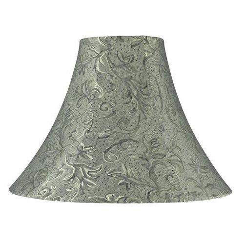 Aspen Creative Corporation 16'' Fabric Bell Lamp Shade