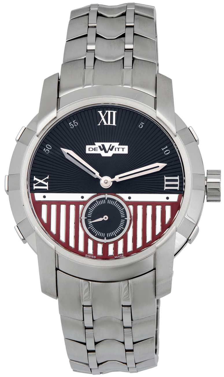 Dewitt Glorious Knight Automatic Stainless Steel Mens Watch FTV.PTS.001.S by Dewitt