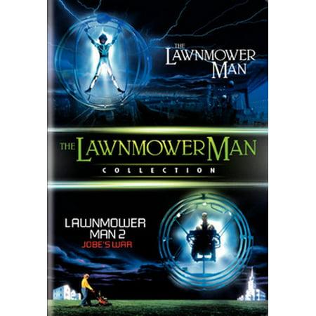The Lawnmower Man 1 & 2 (DVD)](Austin Halloween Hours)