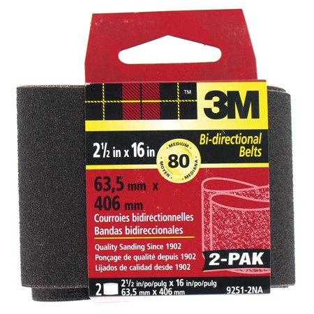3M  9251NA-2 2 Pack 2-1/2