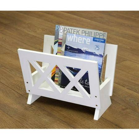 Home Craft Contemporary Magazine Rack