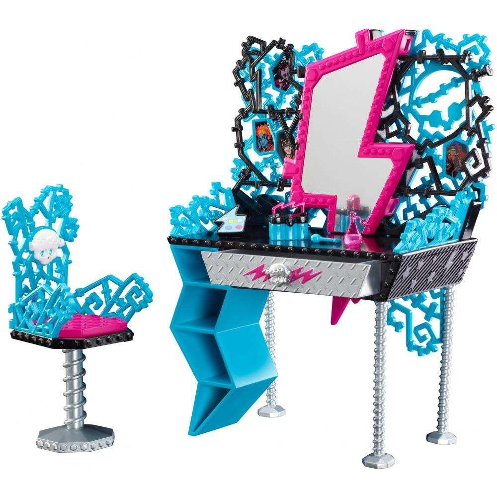 Monster High Frankie Stein Vanity Play Set by Mattel