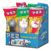 PEZ Favorites Assortment 12 ea (Pack of 3)