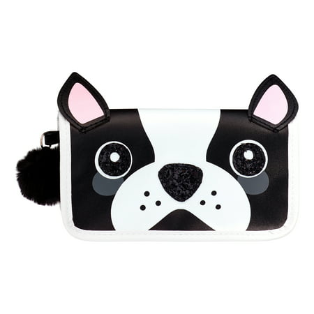 U Style Critter Clutch Bag With Pom Dog 11 Value