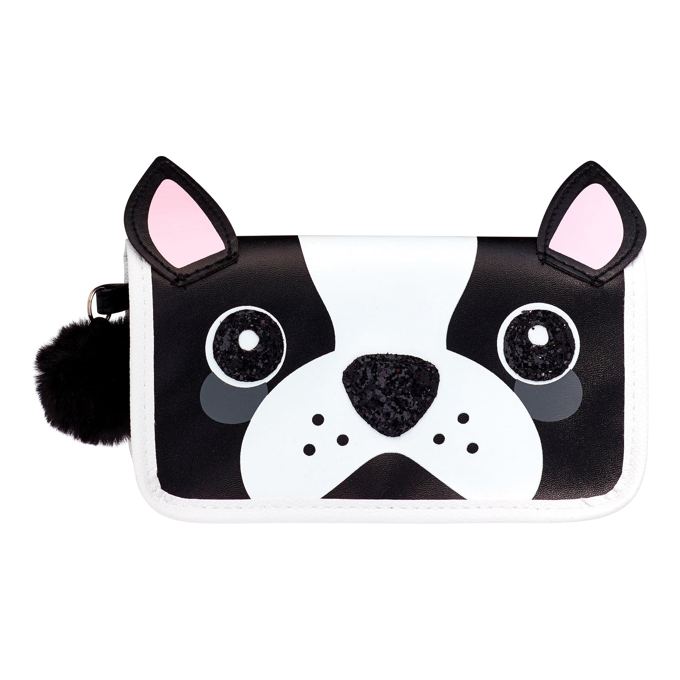 U Style Critter Clutch Bag with Pom Pom, Dog ($11 Value)
