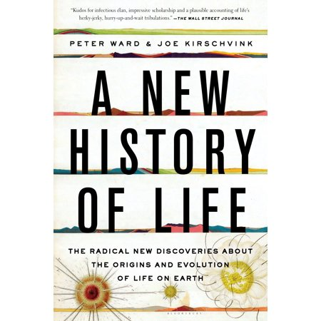 A New History of Life : The Radical New Discoveries about the Origins and Evolution of Life on Earth](Origins About Halloween)