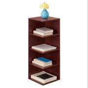 Reader's Stand by OakRidge Accents, Fiberboard Design Corner Shelf, 32-In. Tall