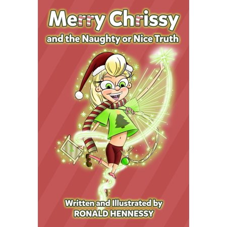 Merry Chrissy and the Naughty or Nice Truth - eBook - Chrisspy Halloween