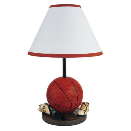 Basketball Accent Lamp (Ore International 31604BA Basketball Accent)