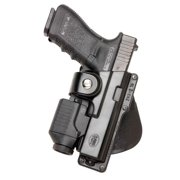 FOBUS TACTICAL GLT GLOCK 19/23/32 W/TACTICAL LIGHT OR LASER POLYMER BLACK