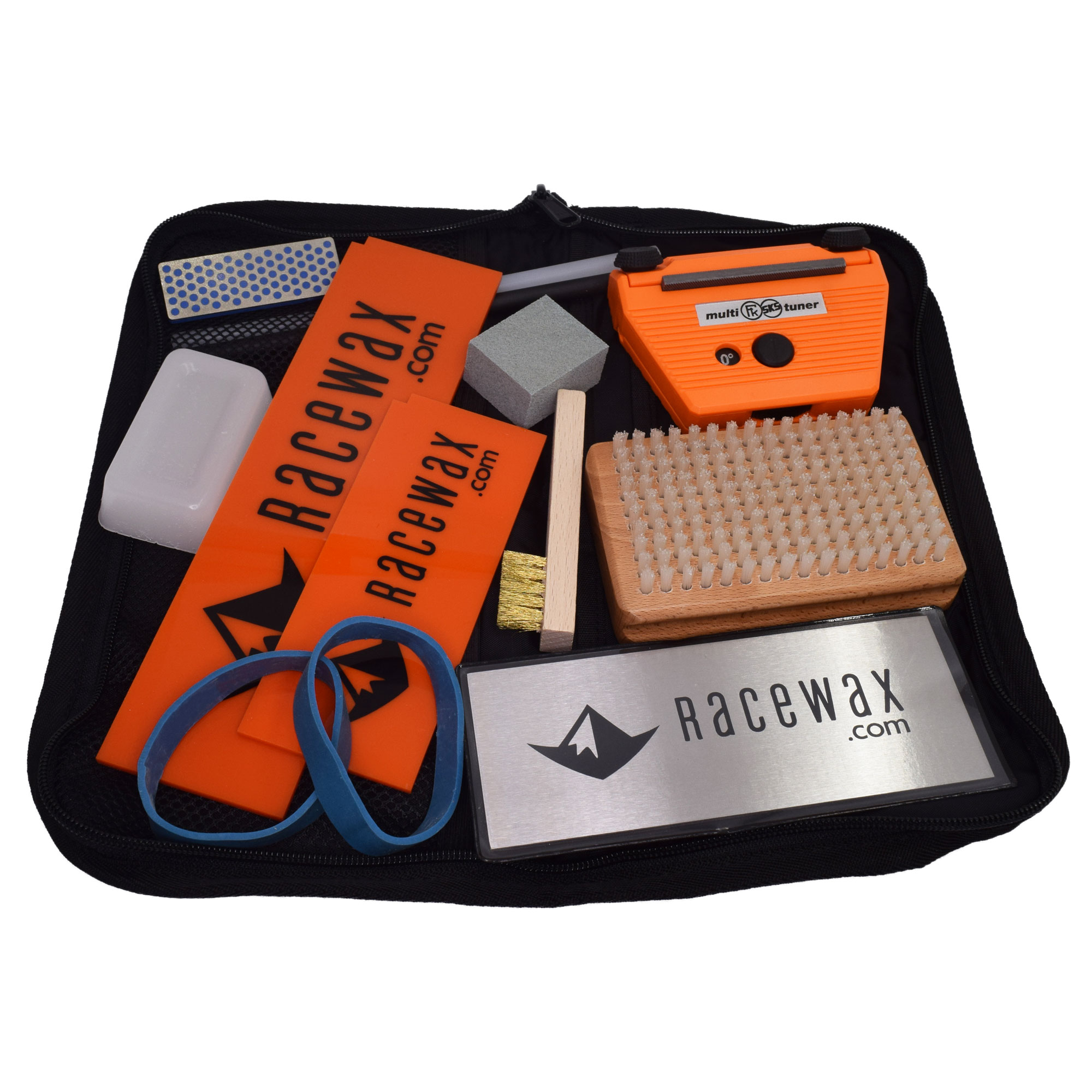 RaceWax Deluxe Ski Snowboard Tuning Kit by RaceWax