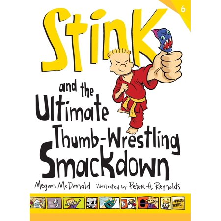 Stink: The Ultimate Thumb-Wrestling Smackdown (Smackdown Magazine)