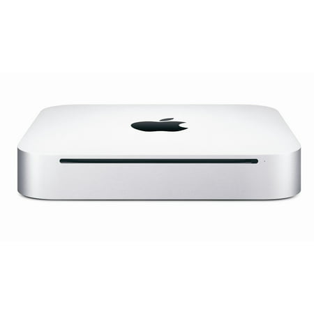 Apple Desktop Computer Mac mini Aluminum Unibody 2.4GHZ Core 2 Duo (Mid 2010) MC270LL/A 2 GB DDR3 320 GB HDD NVIDIA GeForce 320M - Certified Refurbished