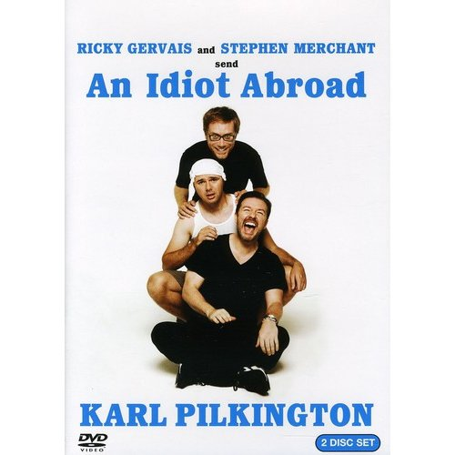 An Idiot Abroad (Anamorphic Widescreen)