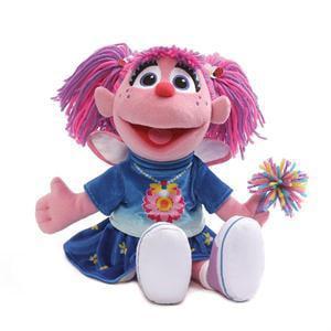 "GUND Sesame Street Abby Cadabby Plush, 11"" by Gund"