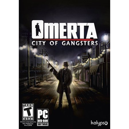 Omerta: City of Gangsters (PC) (Best Gangster Games Pc)