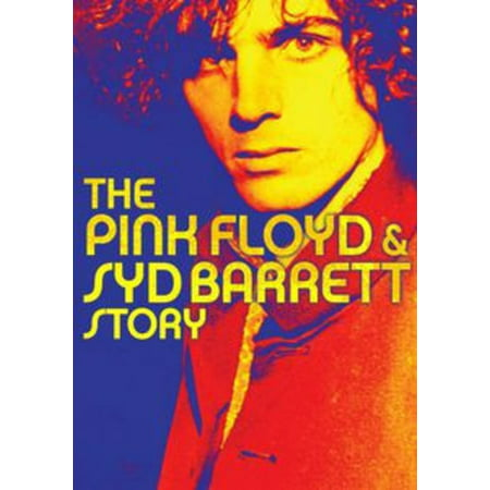 The Pink Floyd & Syd Barrett Story (DVD) (Roger Waters And Pink Floyd The Concept Albums)