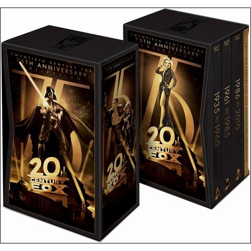 20th Century Fox: 75th Anniversary Collection (ANNIVERSARY) by NEWS CORPORATION