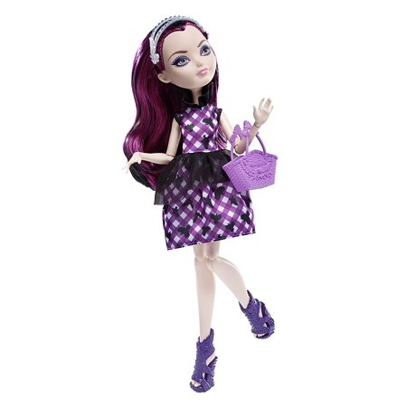 Enchanted Picnic Raven Queen Doll, At ever after high, the teenage sons and daughters of the most famous fairytales turn tradition on its crown.., By Ever After High - Ever After High Dolls On Sale