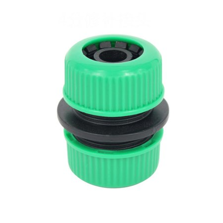 1/2 to 1/2 Garden Hose Extension Joint Hose Quick Repair Connector Repair Joint Hose Adapter