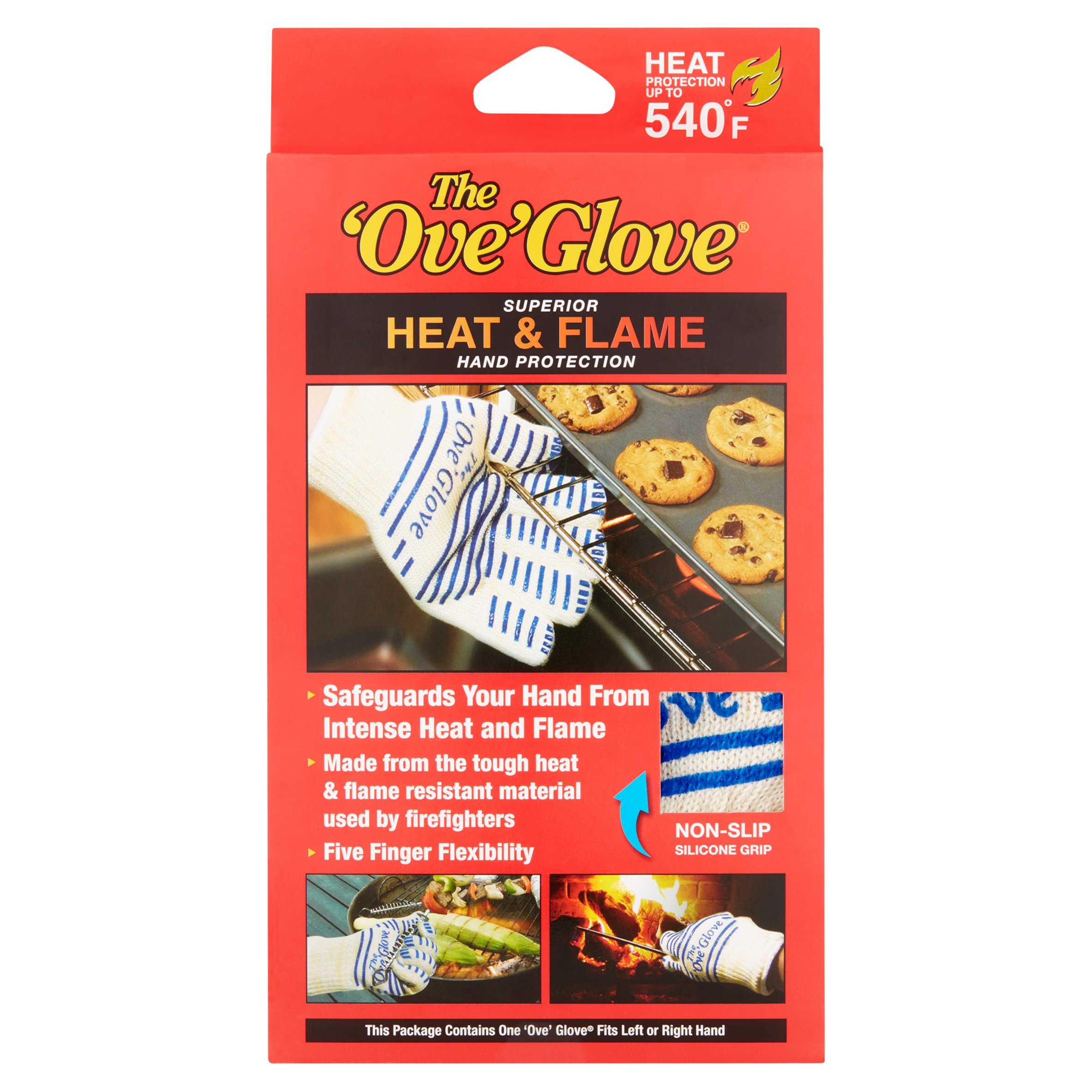 As Seen on TV Ove' Glove - Heat & Flame Superior Hand Protection