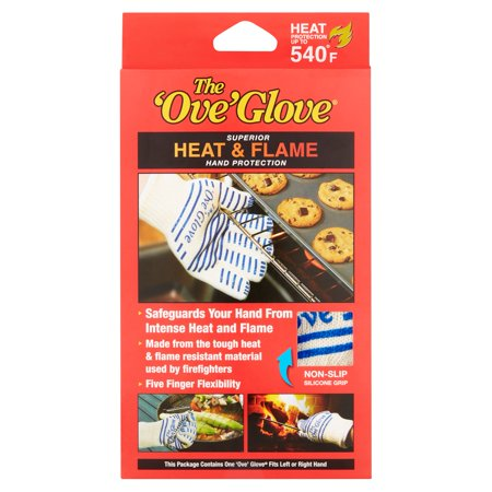 As Seen on TV Ove' Glove - Heat & Flame Superior Hand