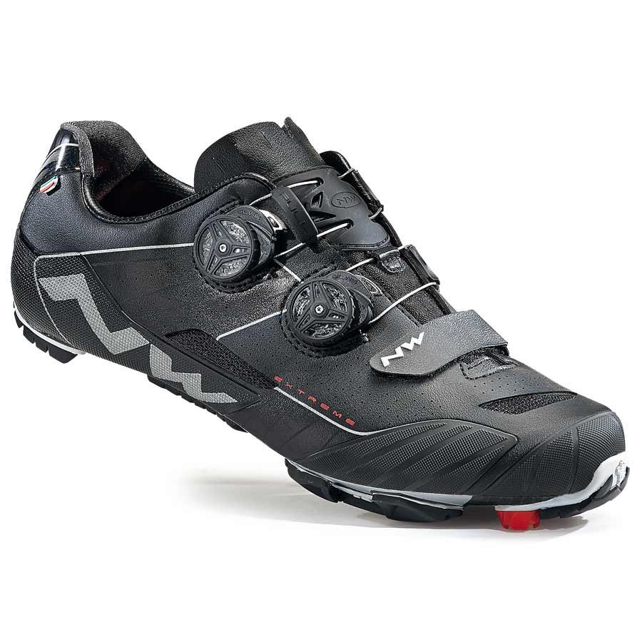 Northwave, Extreme XC, MTB shoes, Black, 42