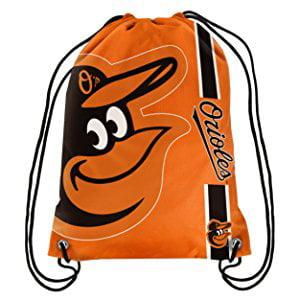 Baltimore Orioles Big Logo Drawstring Backpack - No Size