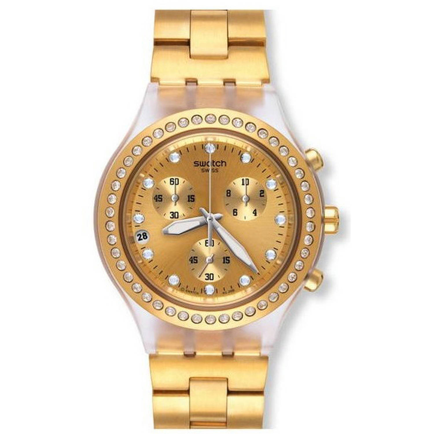 Swatch One Thousand and One Chronograph Women's Watch by Swatch