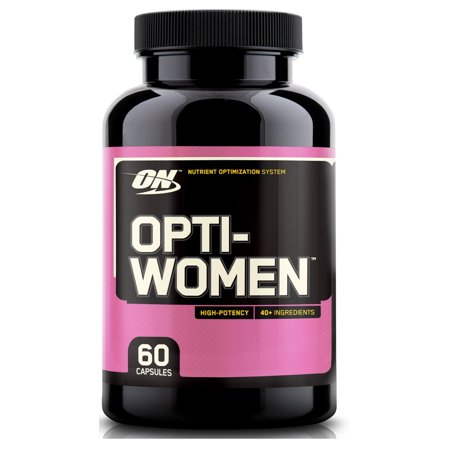 OPTIMUM NUTRITION - Opti-Femmes multivitamines - 60 Capsules