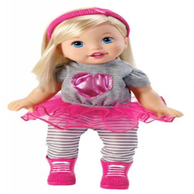 Mattel Little Mommy Sweet As Me Pop Princess Doll