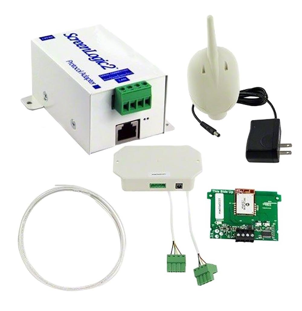 Pentair ScreenLogic2 IntelliTouch Interface Wireless Connection Kit | 522104