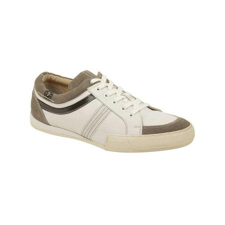 7 For All Mankind Mens Derek Sneaker In White
