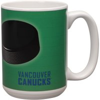 Vancouver Canucks 15oz. Team 3D Graphic Mug