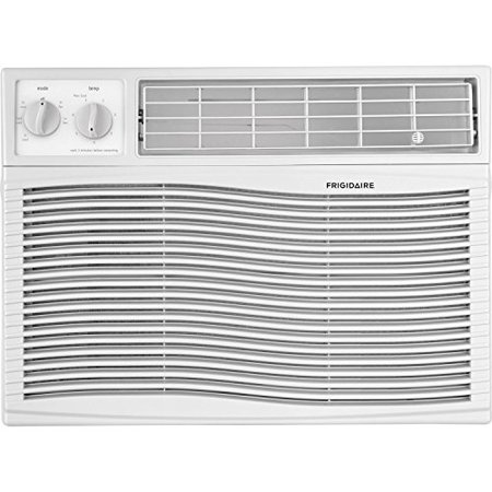 Frigidaire 12,000 BTU 115V Window-Mounted Compact Air Conditioner with Mechanical