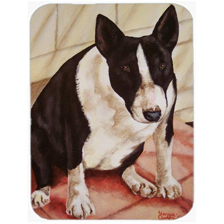 Bull Terrier English Bully Mouse Pad,