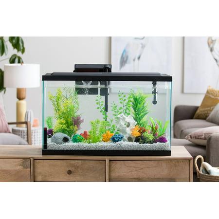 Aqua Culture Aquarium Starter Kit With LED, 29-Gallon - Best