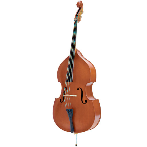 Palatino Student Upright Bass W Bag Bow 1 2 VB-004-1 2 by Palatino