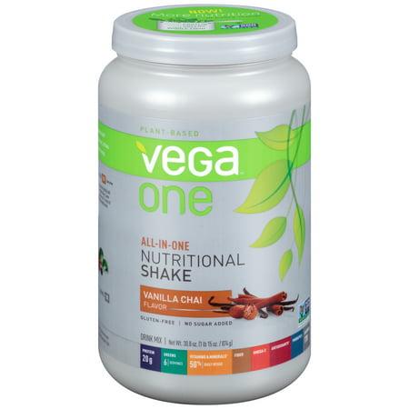 Vega one vanilla chai