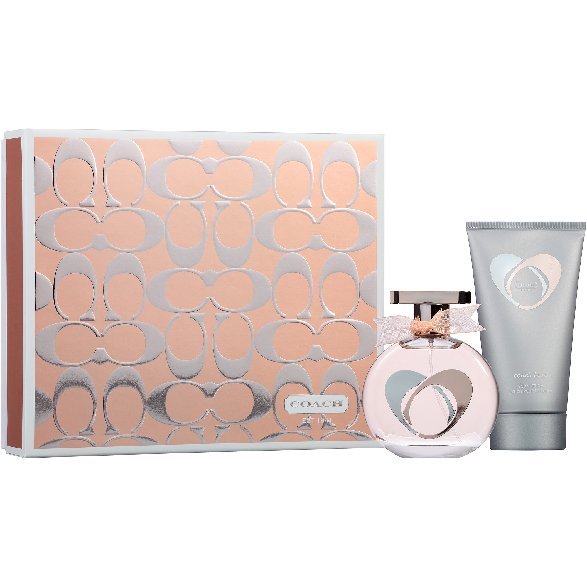 Coach Love Fragrance Gift Set for Women, 2 pc